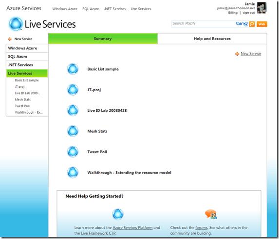 livefx portal live framework